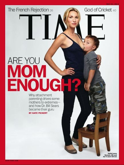Time Magazine Sheds Light on Extended Breastfeeding